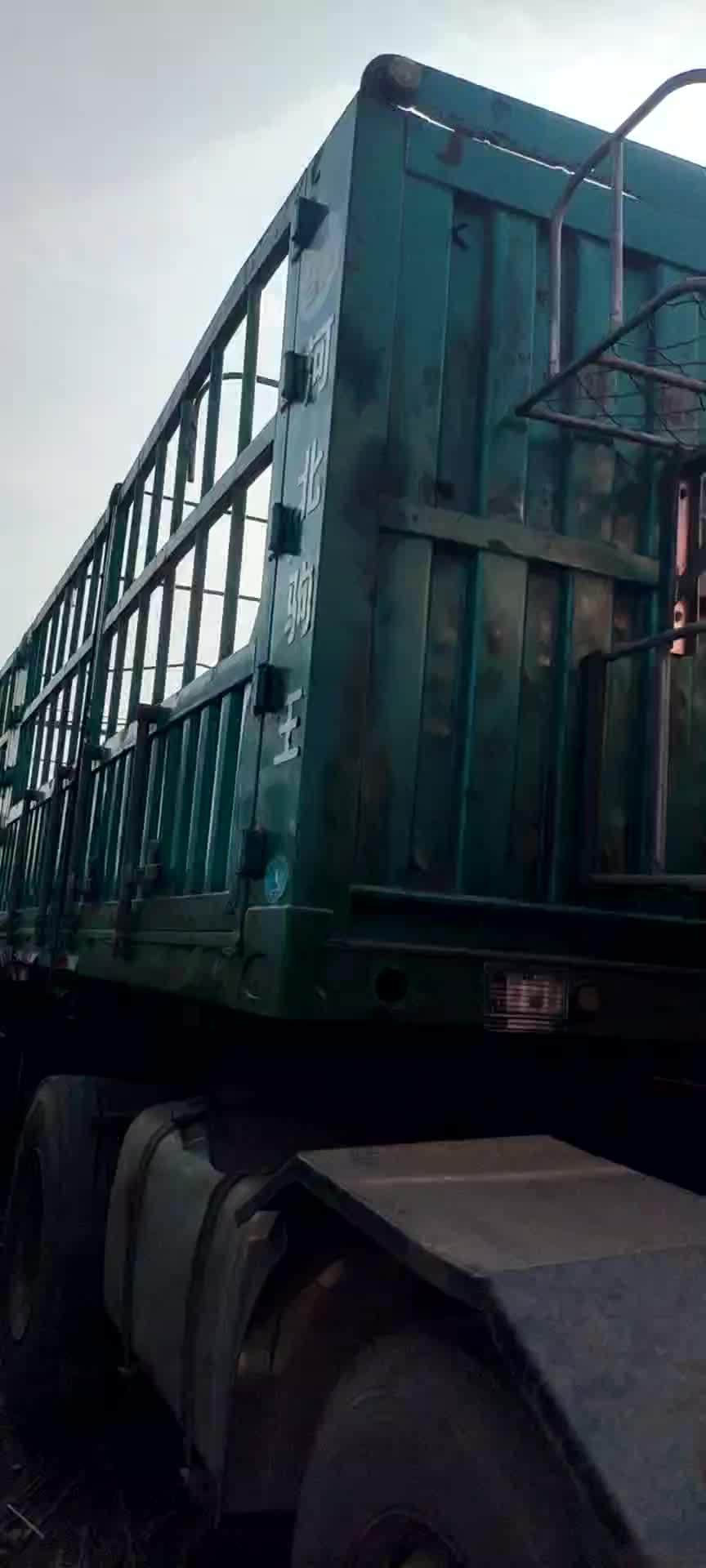 3年,审车,河北驹王挂车13米2.55宽